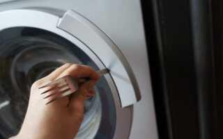 Чи не відкривається машинка після прання: причини і способи вирішення