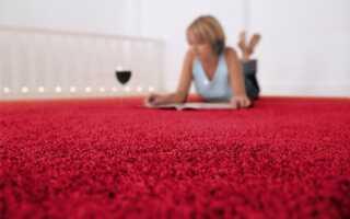 Як випрямити (розгладити) килим після прання