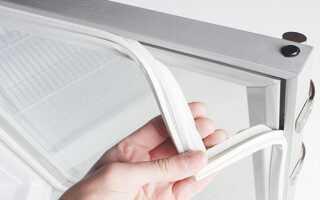 Заміна ущільнювача в холодильнику: ремонт ущільнювальної гумки на двері, як поміняти своїми руками, встановити, чи можна полагодити