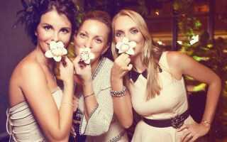 Як провести дівич-вечір перед весіллям: ідеї