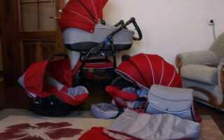 Як відіпрати цвіль з дитячої коляски