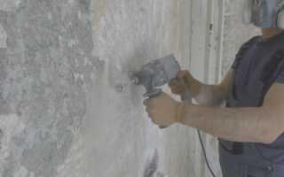 Як зняти стару фарбу зі стіни: ефективні способи і засоби