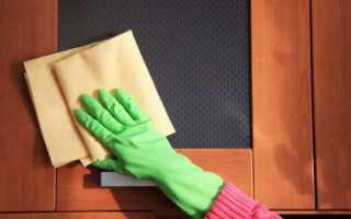Як відмити матове скло від жирних плям, щоб не залишилося розлучень?