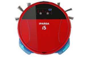 Робот-пилосос clever Panda i5: відгуки, Red, iPlus s5, огляд, Gold, недоліки, технічні характеристики