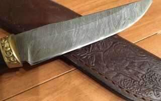 Правильний кут заточення ножів (кухонного, мисливського): таблиця, як виставити на точила