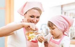 Кулінарний майстер-клас для дітей: ідеї проведення