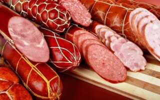 Як зберігати ковбасу в холодильнику: правила і нюанси