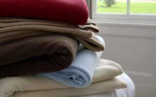 Як правильно прати флісові речі
