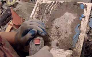 Як очистити плитку від клею для повторної установки