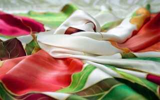 Як прати шовкові вироби на машинці і вручну за допомогою народних засобів