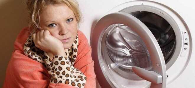 З яких причин пральна машина довго пере?