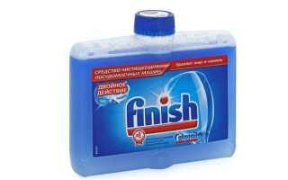 Очищувач для посудомийних машин: засоби для чищення, чи можна зробити самому