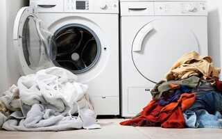 Що робити, якщо при пранні біле пофарбувати