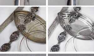 Як почистити срібло в домашніх умовах
