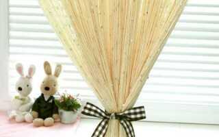 Як прати штори нитки: підготовка, засіб, порядок прання