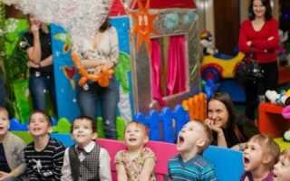 Веселі конкурси на день народження для дітей вдома