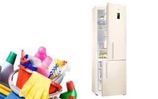 Чим помити новий холодильник перед першим використанням: всередині, як протерти, включенням, чи потрібно, щоб не було запаху пластика