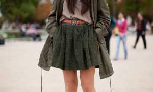 Що носити з паркою восени: з якою взуттям носити, черевики під парку, модні тренди осінь-зима