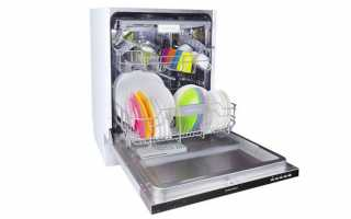 Як працює посудомийна машина: принцип дії, пристрій, електрична схема, вбудована
