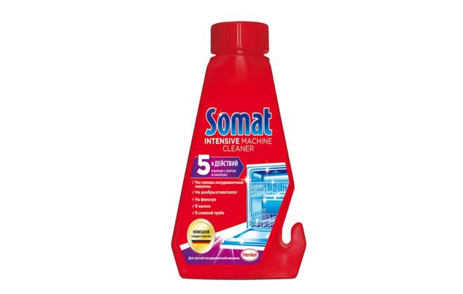 Somat Machine Cleaner від Henkel